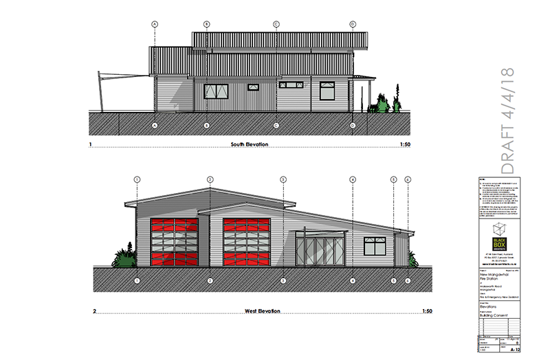 mangawhai-fire-station-south-elevation
